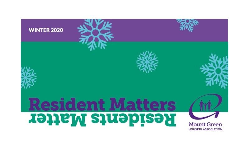 Mount Green Resident Matters winter edition