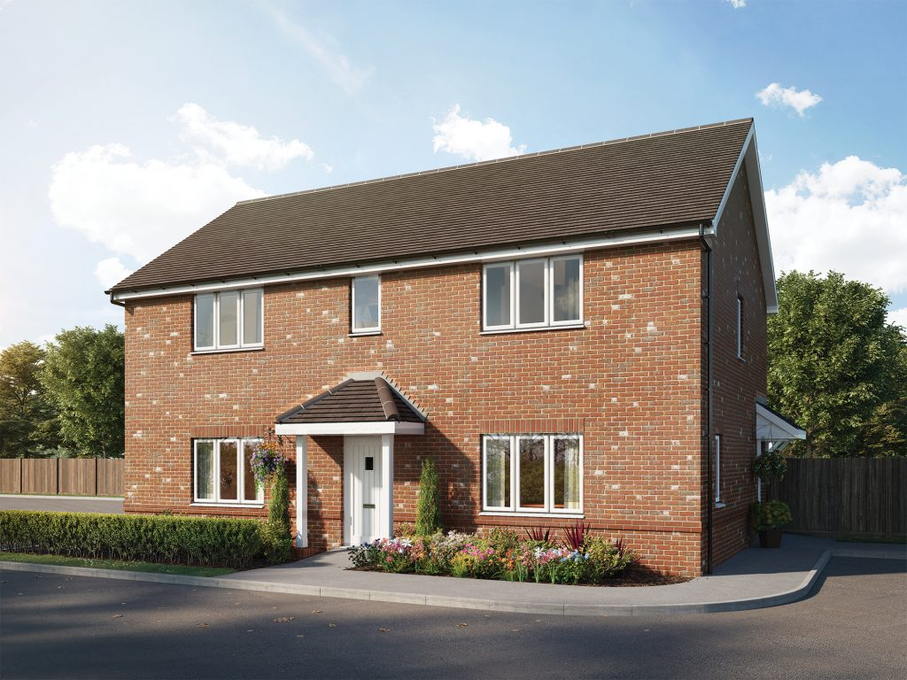 New shared ownership homes available