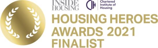 Housing Heroes finalist
