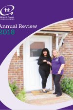 Annual Review Front Cover